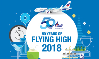 Bangkok Airways Calendar 2018